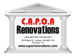 CAPOR Renovations
