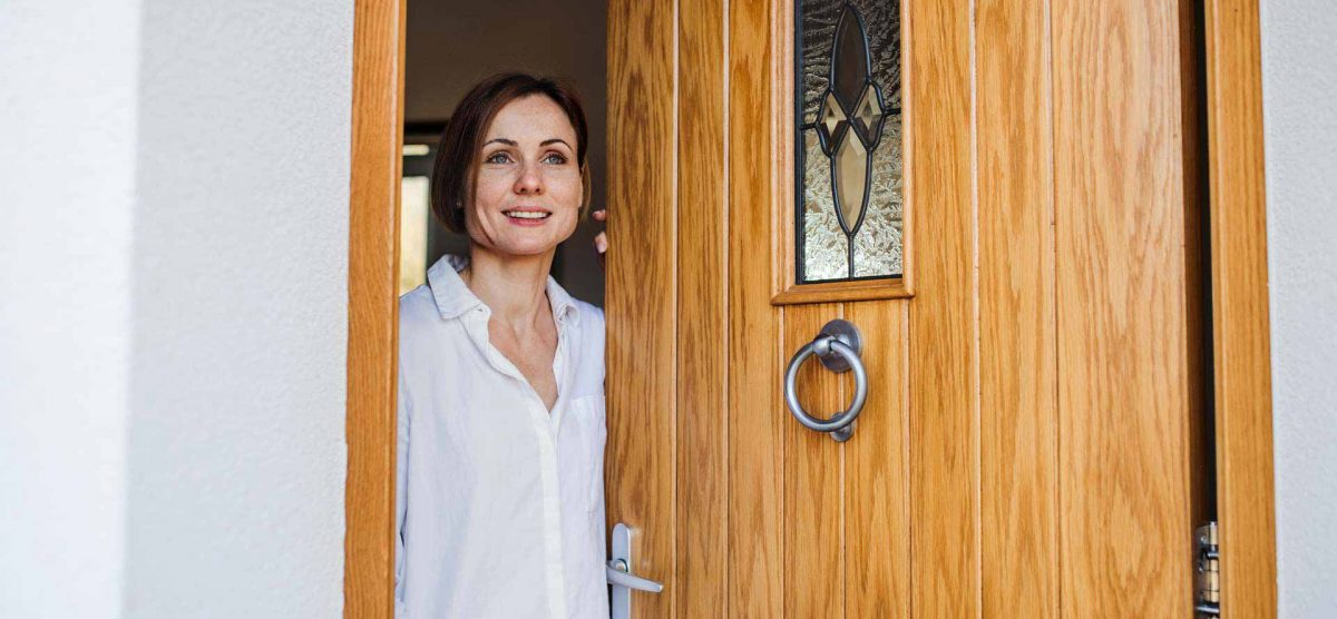 How To Care and Maintain Your Front Door?