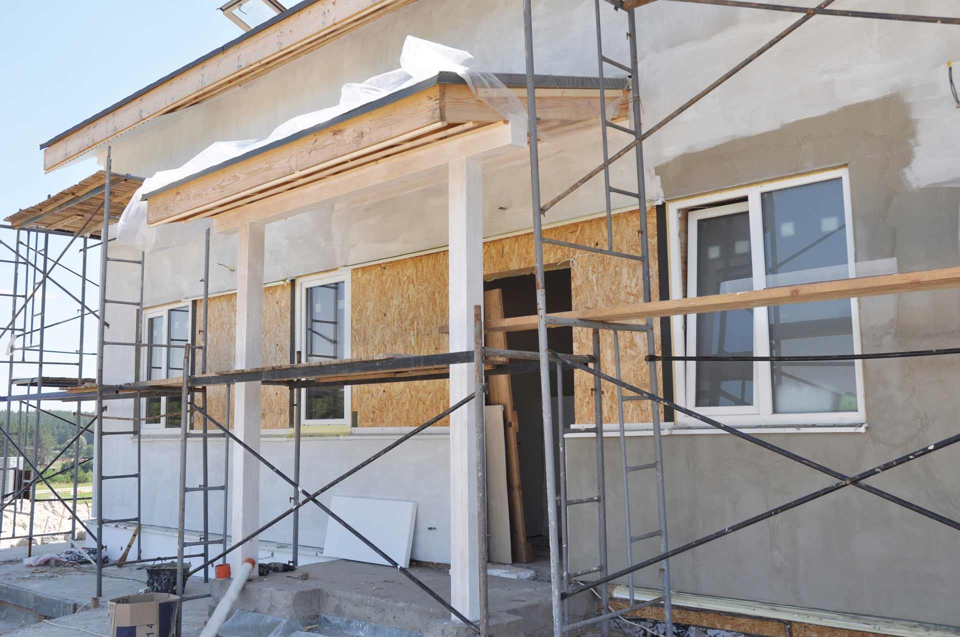 Exterior Home Renovations London